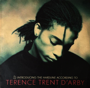 Terence Trent D'Arby ‎- Introducing The Hardline According To... (LP) (VG-/G-VG)
